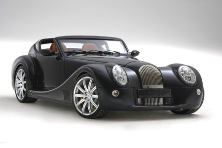 Morgan Car Company. The British sports car