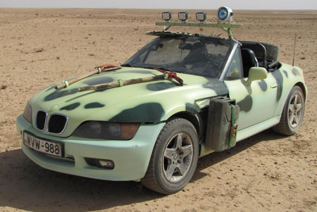 James May's BMW Z3 probably wasn't a good example of the 'ultimate driving