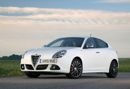 Safest Small Family car: Alfa Romeo Giulietta