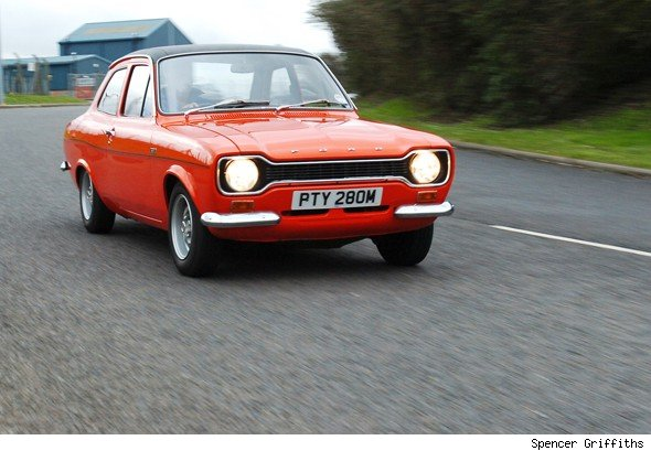 1974 Escort Mexico This is one of the most collectible Fords of all ...