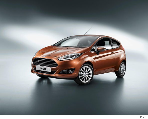 Ford prices up new Fiesta