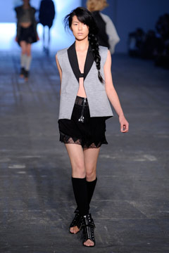 Alexander Wang, New York Fashion Week spring/summer 2010
