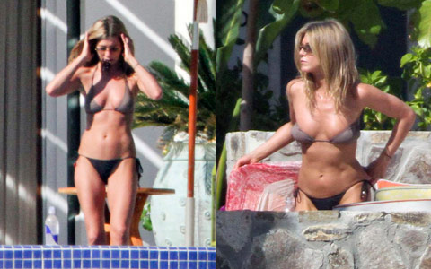 Seriously she is 41 years old and looks better in a bikini than I will ever ...