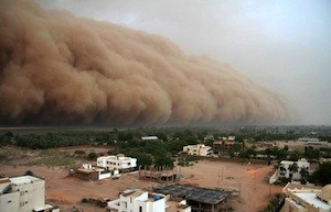 Haboob, Force of Nature