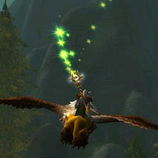 Priest on Gryphon