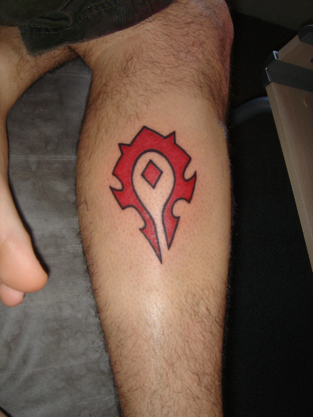 And hey, if you've got a WoW tattoo that looks as good as these,