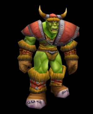 Orc Wow New Model New Orc Models on bliz...