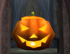 The great pumpkin of the Undercity