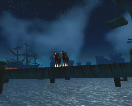 Theramore Docks Docks Off Theramore Isle
