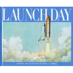 Cover of Launch Day, by Peter Campbell