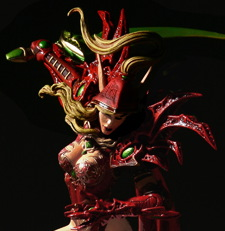 Blood Elf Rogue: Valeera Sanguinar