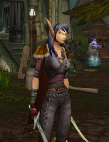 [Fear my baby Rogue and her faded black sweatpants! Yeah....]
