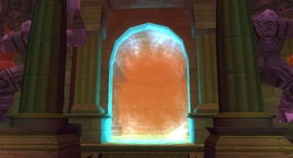 Instance portal