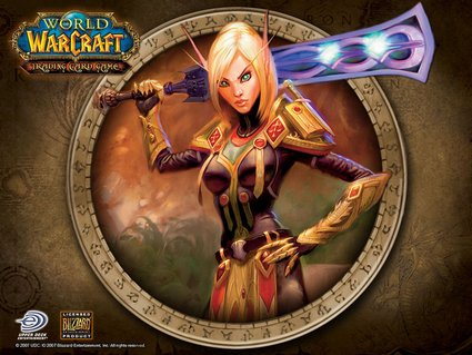 world of warcraft wallpaper paladin. The wallpaper features artwork