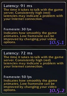 how to turn fps on in wow