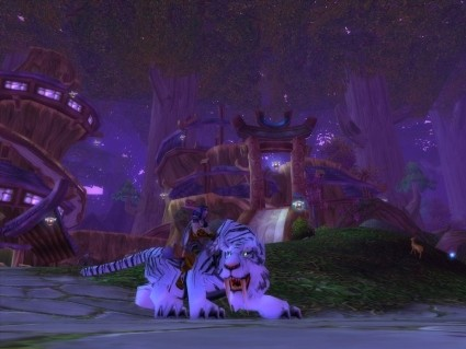 world of warcraft night elf mount. Do you have any unusual World