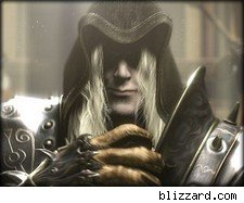 Image from the Warcraft 3 trailer