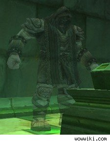 The Lorekeeper of Norgannon, in Uldaman.