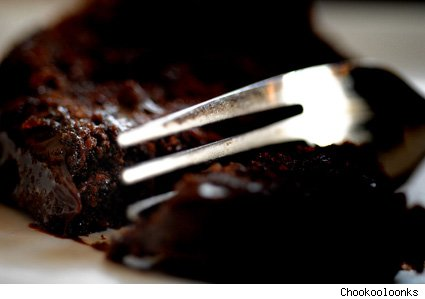 Delicious Chocolate Cake Wow Very Happy