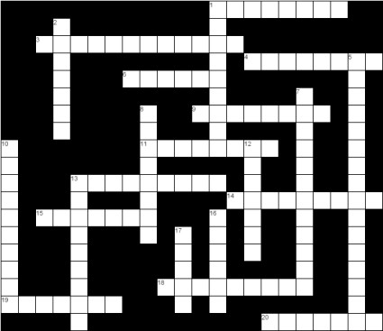 gallery for gt january crossword
