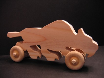 patterns wooden pull toys