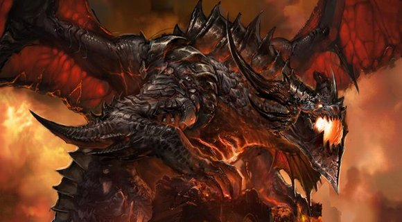 world of warcraft cataclysm deathwing. seen in World of Warcraft,