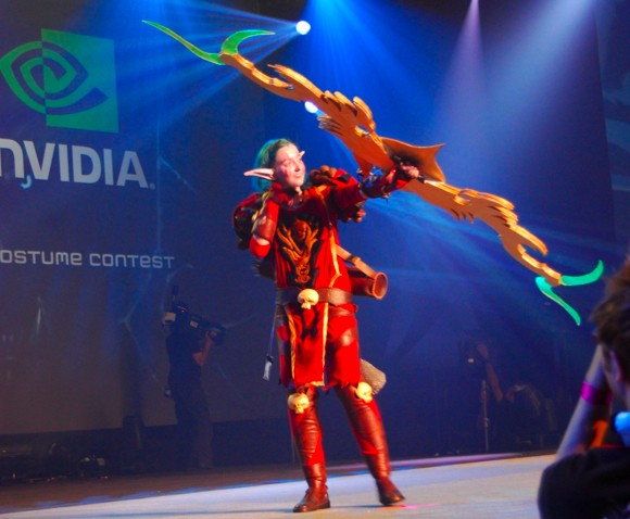 Blizzcon Costume Contest -- WoW Insider