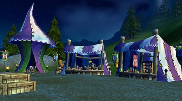 The Darkmoon Faire