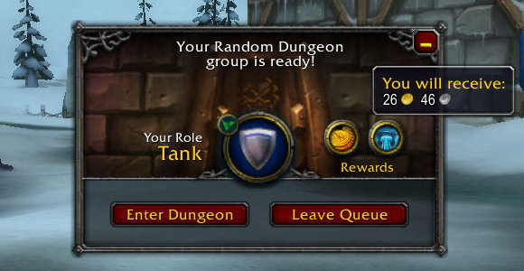 df header 580 Placing Value On An Item | Tanking Shields and Random Dungeons