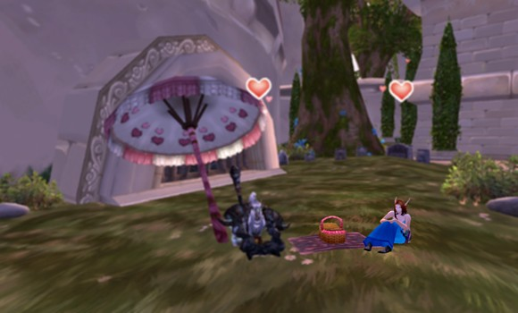 picnic near Stormwind WoW