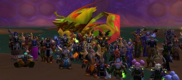 Ahn'Qiraj raid