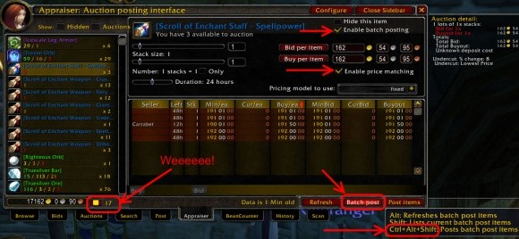 enchanting level wow guide