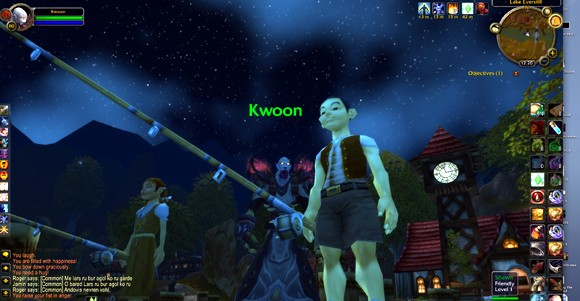 hot world of warcraft characters. Main character Kwoon