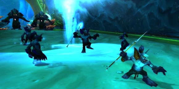 world of warcraft cataclysm worgen mount. your words on WoW.com.