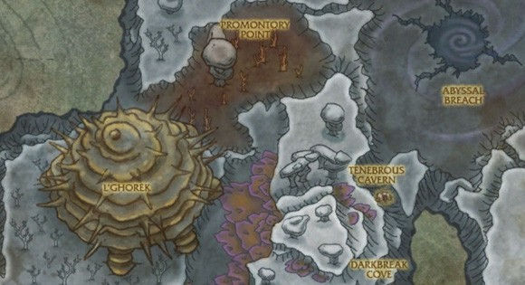 Zones include Redridge Mountains, Westfall, Vashj'ir, and more.
