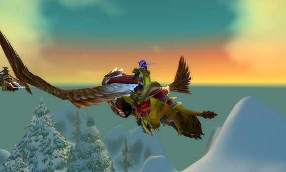 wow pegasus mount how to get