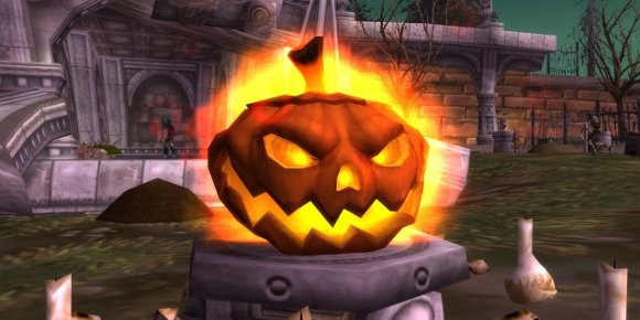 Hallow's End Pumpkin