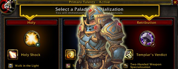 Protection Paladin Tier 2