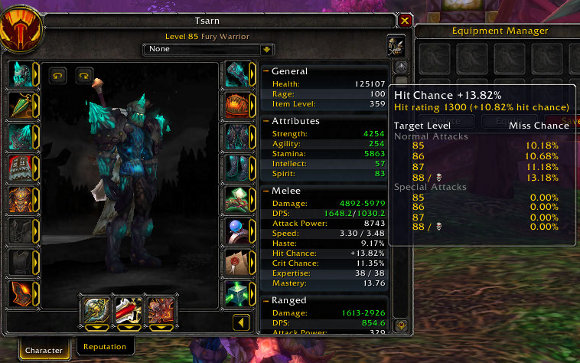 The care and feeding of warriors a cataclysm 101 guide for dps