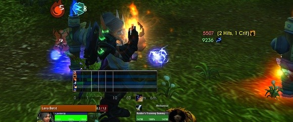 Sarah Nichol's elemental UI