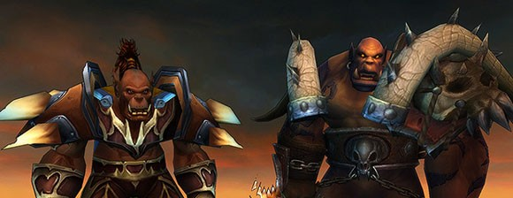 Versions of Garrosh