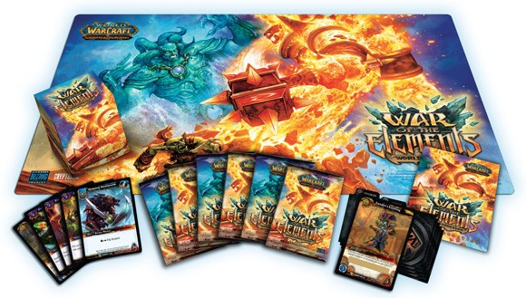 World of Warcraft card game