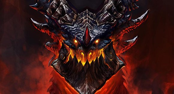 Deathwing fight... Deathwing Fight