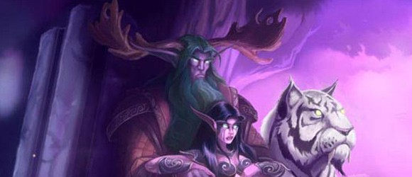 Tyrande and Malfurion