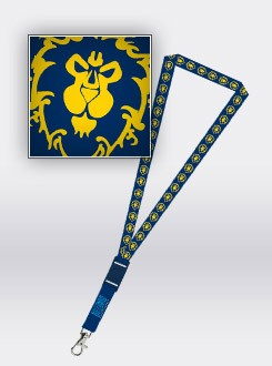 Deluxe Lanyard: Alliance