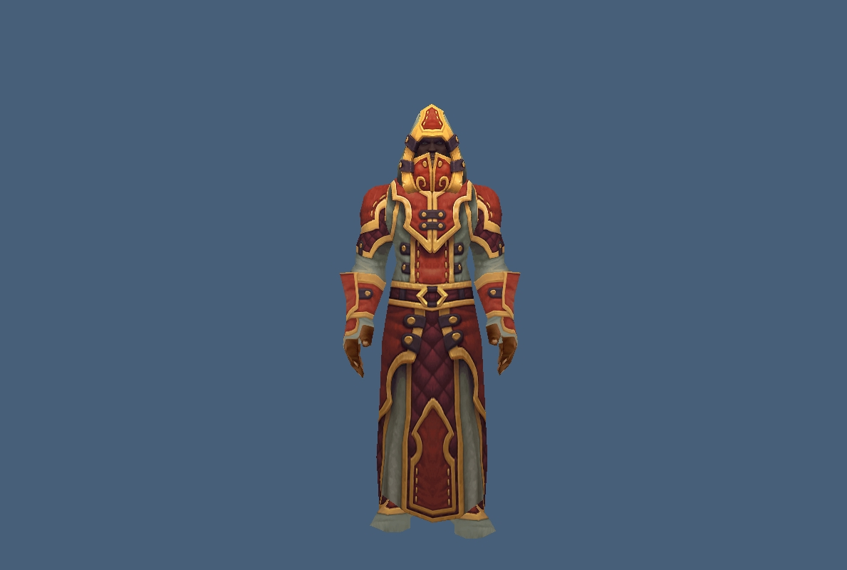 Patch 4.3 dungeon set - cloth