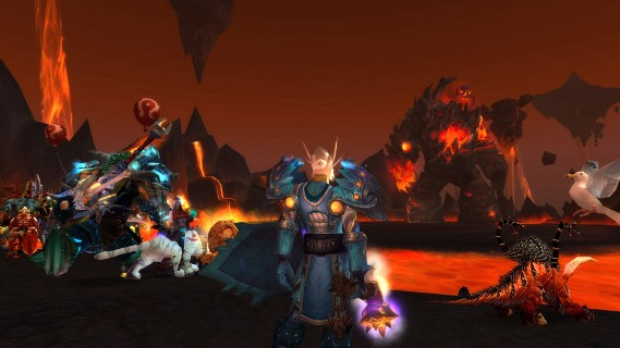 Firelands group