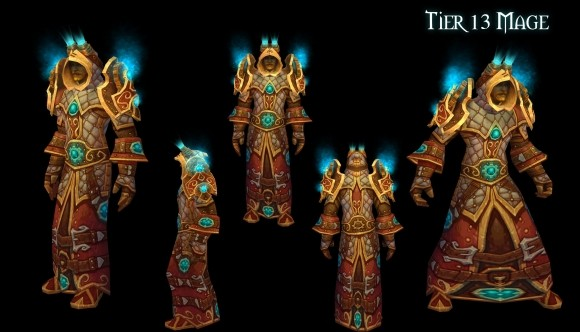 mage tier 13 set