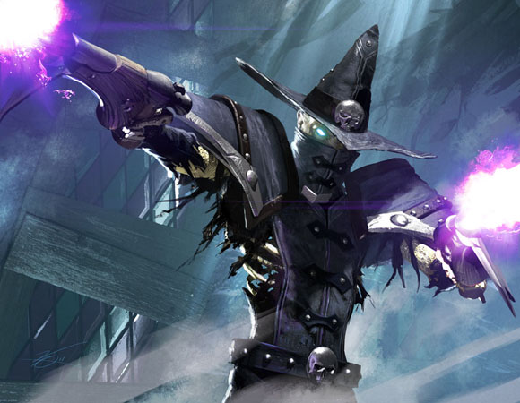 This is the best picture of Lord Godfrey ever. Thank you, WoW TCG.