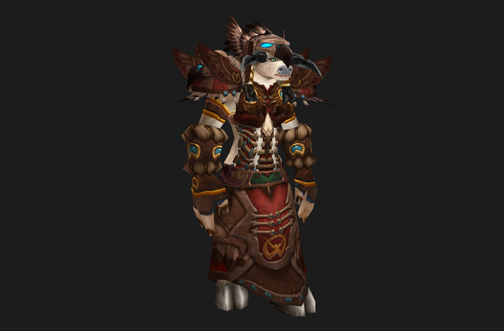 Thunderheart Harness / Raiment / Regalia (Druid)